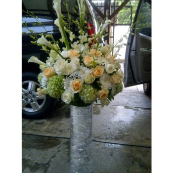 Hatiku Florist - Decatering - IDR 1500k