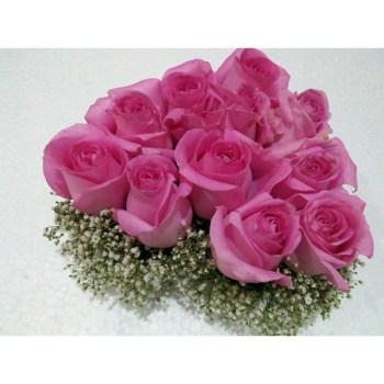 De Rosetta Love - Hatiku Florist - Florist Jakarta