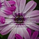 Ucapan Sayyidina Ali R.a. Tentang Sabar 004