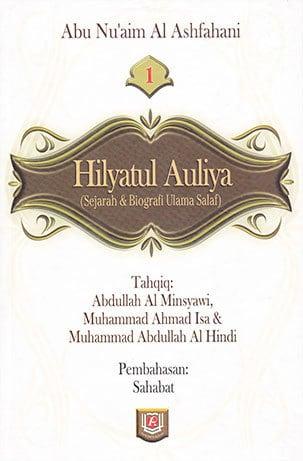 0-4 Mukaddimah – Hilyat-ul-Auliya' Wa Thabaqat-ul-Ashfiya'