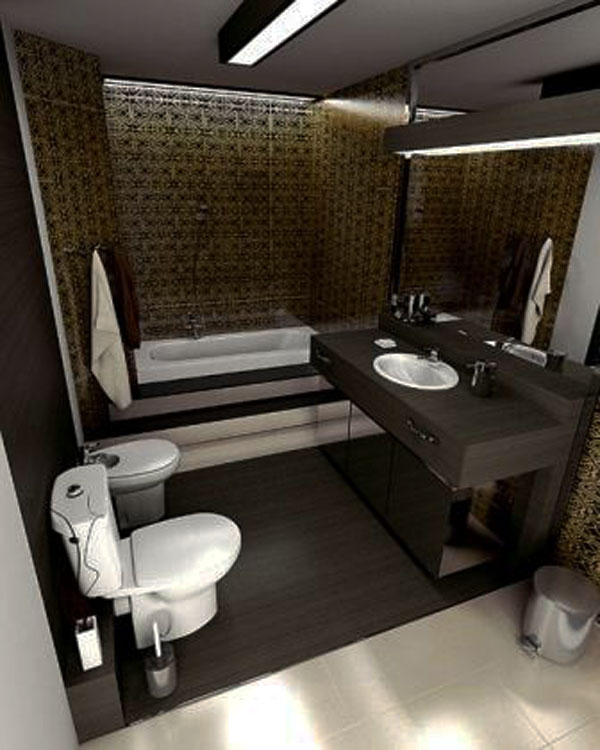 100 small bathroom designs