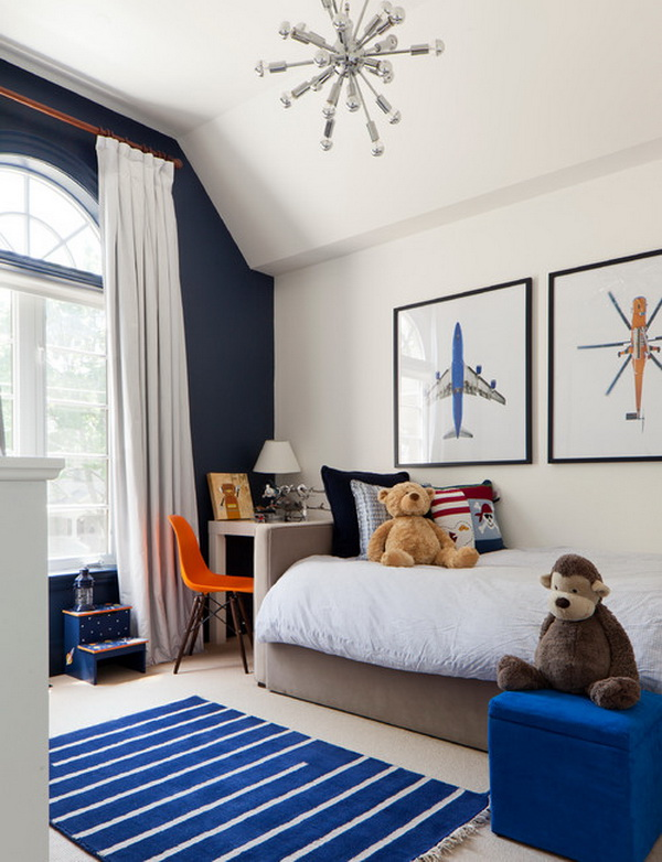 30 cool boys bedroom