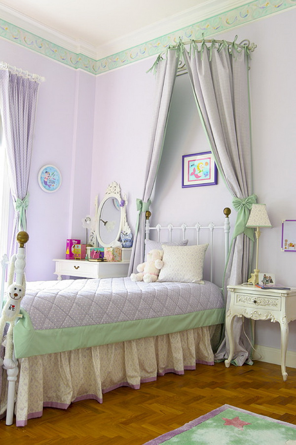 You might be left wondering where to put all of your belongings or how to make the space livable. 50 Cool Teenage Girl Bedroom Ideas of Design - Hative