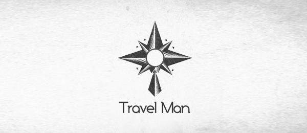 30 Cool Compass Logo Designs  Hative