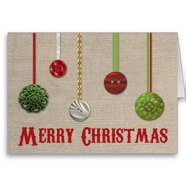 50 Creative Homemade Christmas Cards Showcase Hative