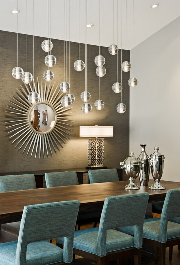 40+ Beautiful Modern Dining Room Ideas Hative