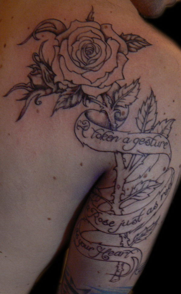 cool tattoo fonts ideas - hative