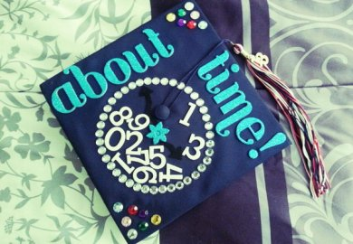 Graduation Cap Decorations