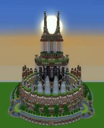 minecraft tower houses build designs cool ornamented amazing builds castle deviantart awesome castles tumble pig haikuo hative creations easy buildings