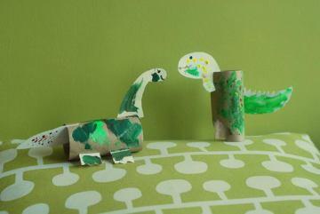 26 dinosaurs craft