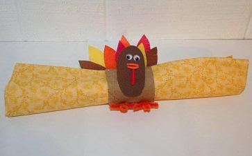 30 turkey napkin holder