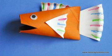 32 fish kid craft