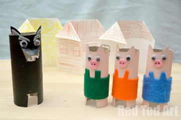 35 3 little pigs