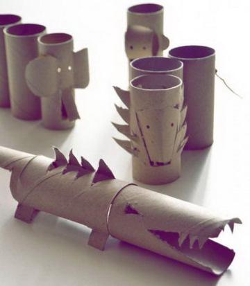 37 crocodile craft