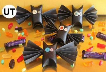 51 diy bats craft
