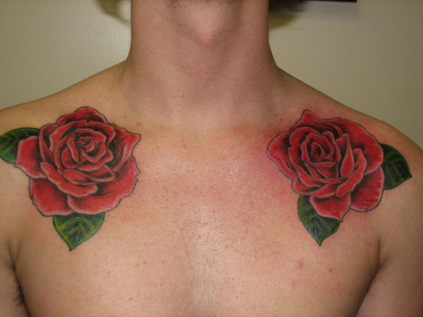 cool collar bone tattoos - hative