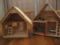 Instructions For Popsicle Stick Houses