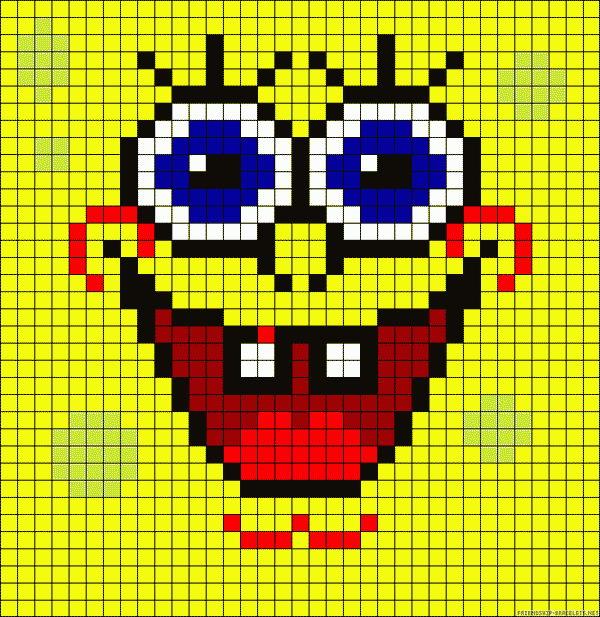 Pixel Art Red Panda