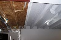 20+ Cool Basement Ceiling Ideas - Hative