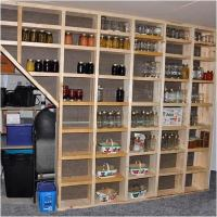 20 Clever Basement Storage Ideas - Hative