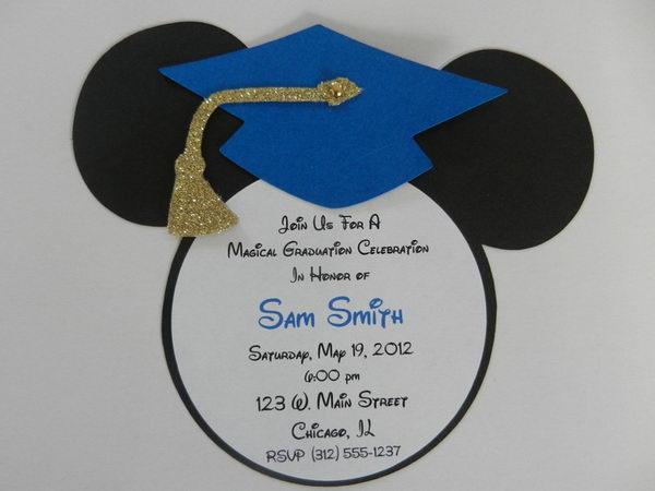 2014 Graduation Invitation Announcements