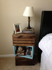 30 Creative Nightstand Ideas for Home Decoration - Hative