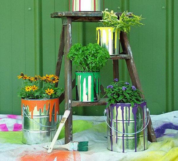 20 Creative Diy Planter Ideas Hative