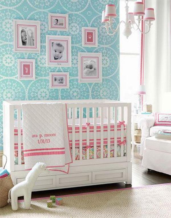 Very Cute Hello Kitty Wallpaper 20 Cute Nursery Decorating Ideas Hative