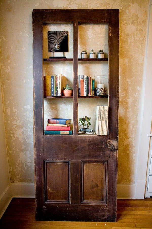 Bookshelves Decorating Ideas