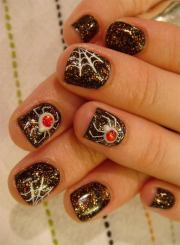 cool halloween nail art ideas
