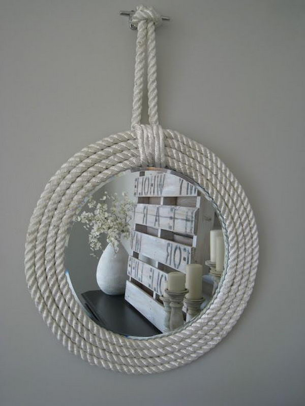 Create the bedroom of your dreams with the decorating ideas in this article. 20 Creative Nautical Home Decorating Ideas - Hative