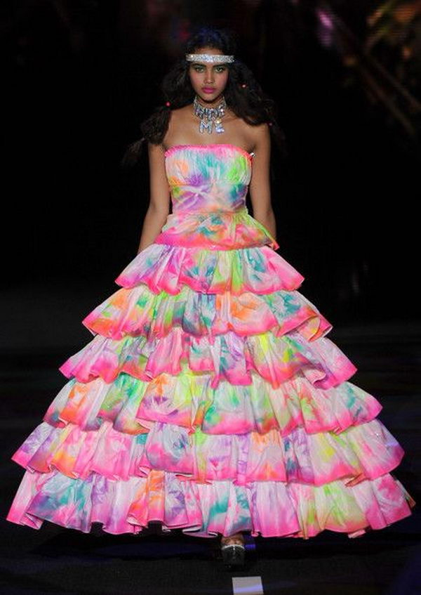 Dresses Colored Girls Prom