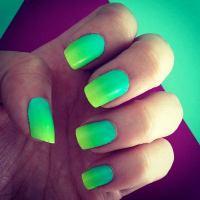 Green Nail Designs - Hative