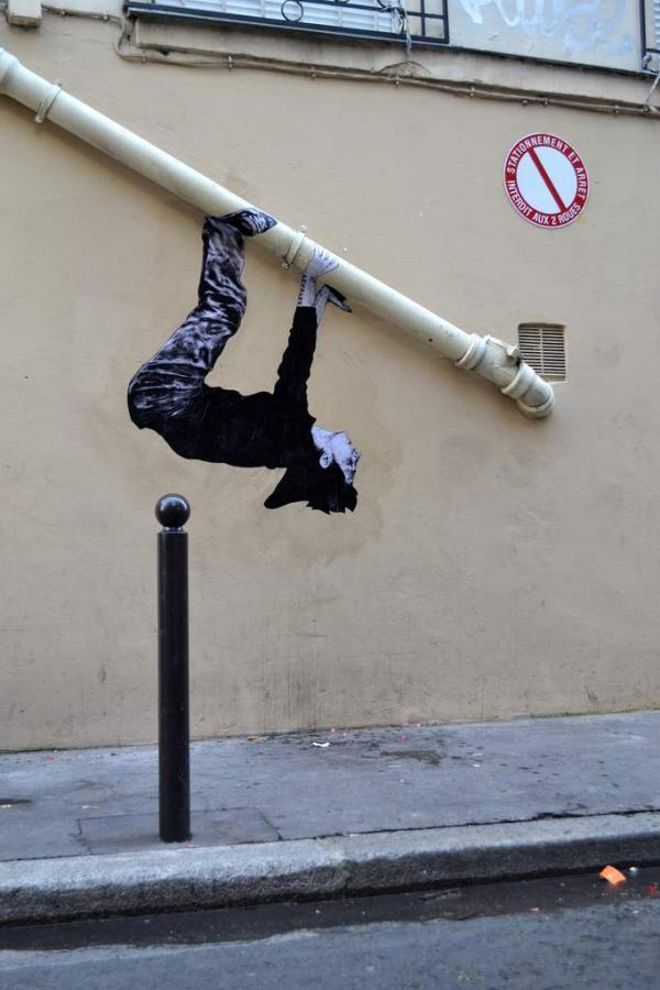 Street Art By Charles Leval Hative