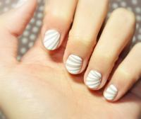 Cool Stripe Nail Designs - Hative