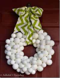 20 Creative Wreath Ideas for Christmas - Hative