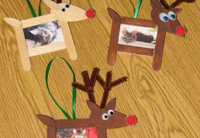 Christmas Card Ideas For Elementary Students