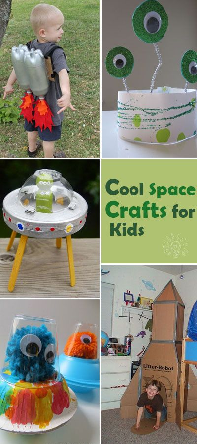 cool space crafts for