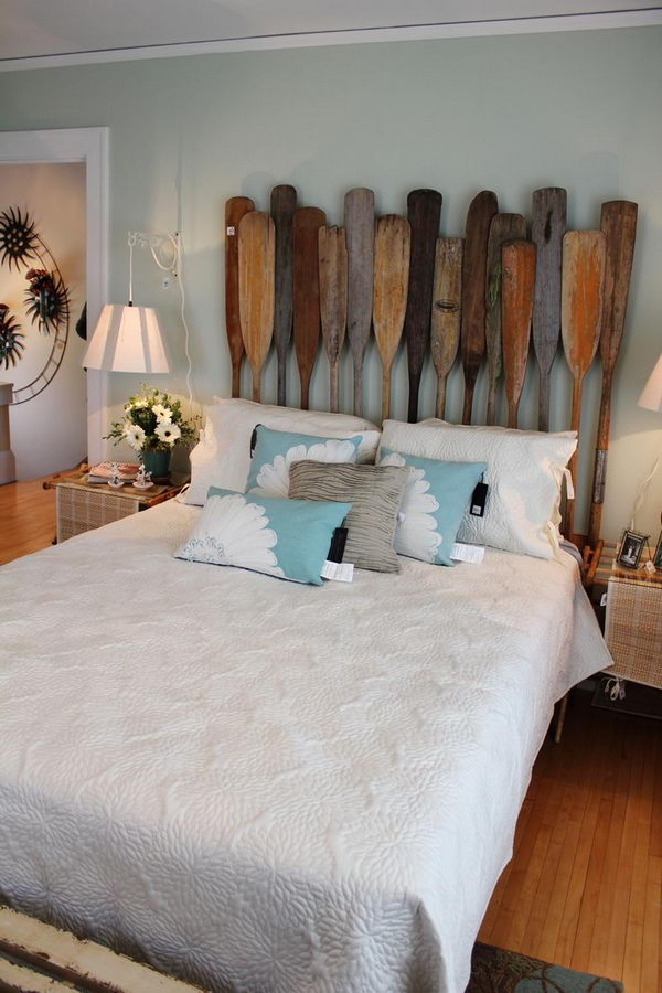 20 Creative Headboard Decorating Ideas  Hative