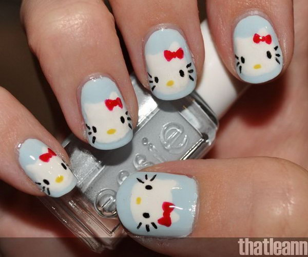Sanrio Cute Nail Designs