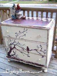 Creative DIY Painted Furniture Ideas - Hative