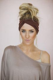 cool hairstyles with headbands