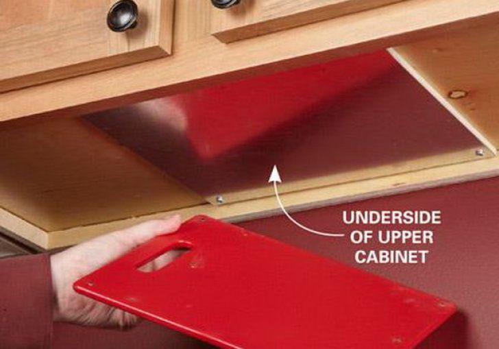 Kitchen Cabinet Storage Organization Ideas