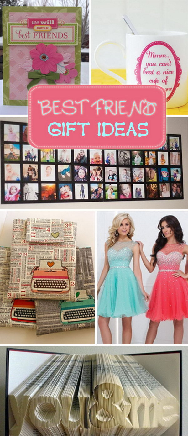 best friend gift ideas