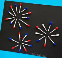 DIY Patriotic Crafts and Decorations for 4th of July or ...