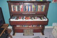 20+ Creative Old Piano Repurposing Ideas - Hative