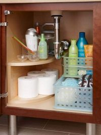 Bathroom Under Sink Storage Ideas | www.pixshark.com ...