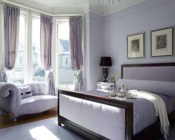 80 inspirational purple bedroom
