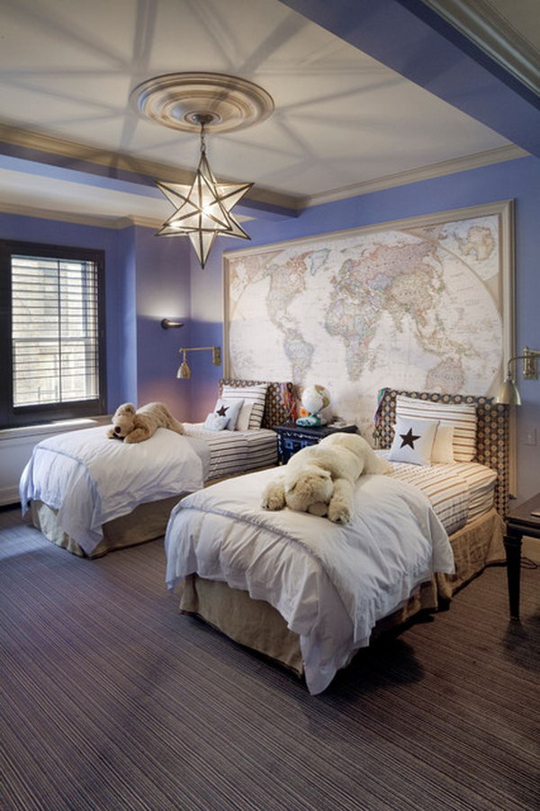 Rather than relying on separate yellow and gray decorative pieces, make your design job a bit easier by finding options that. 80 Inspirational Purple Bedroom Designs & Ideas - Hative