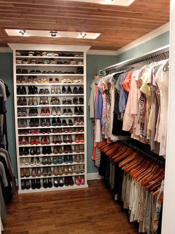 40 Clever Closet Storage And Organization Ideas Hative